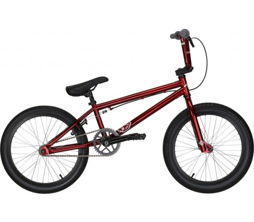 Bicicleta BMX Felt Base 20.5 Liquid Red 2014