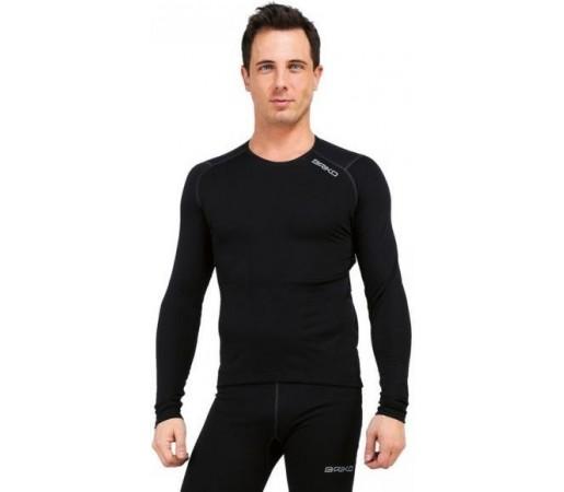 First-layer Briko I.O. Wind Shirt M Negru