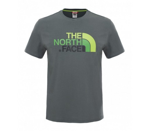Tricou The North Face M S/S Easy Verde/Galben