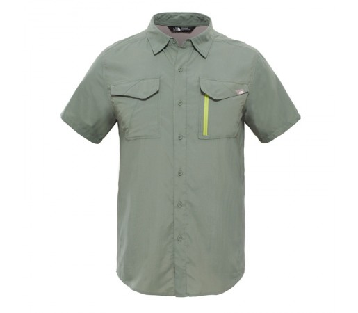 Camasa The North Face M SS Sequoia Verde