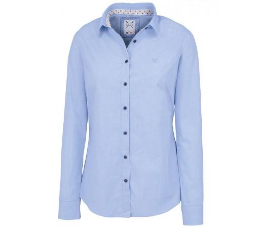 Camasa Crew Clothing Classic Shirt Albastra