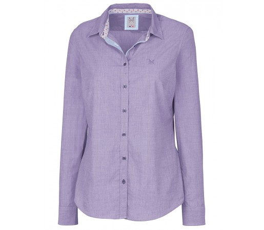 Camasa Crew Clothing Classic Shirt Violet