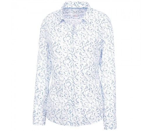 Camasa Crew Clothing Kelsey Shirt Alb/Violet
