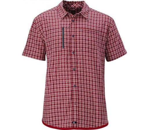 Camasa Salomon Echelon Shirt M Red