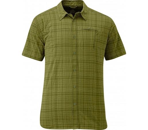 Camasa Salomon Helix Shirt 3 M Green