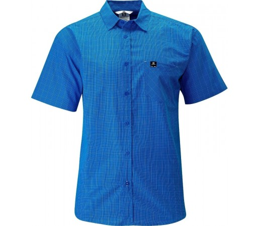 Camasa Salomon Start Shirt M Blue 2013