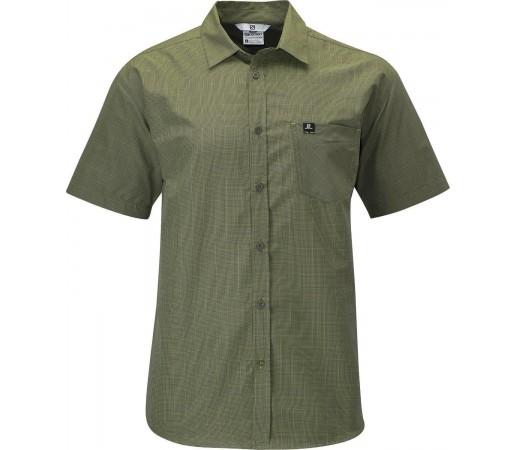 Camasa Salomon Start Shirt M Swamp 2013