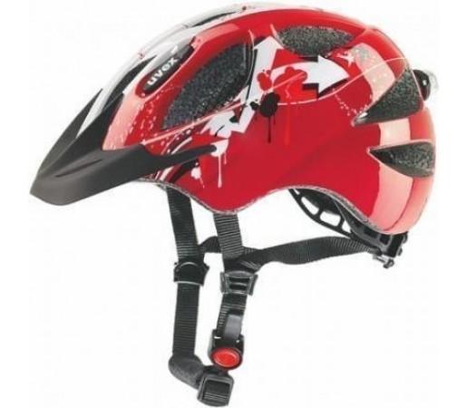Casca bicicleta Uvex Hero Red- Black