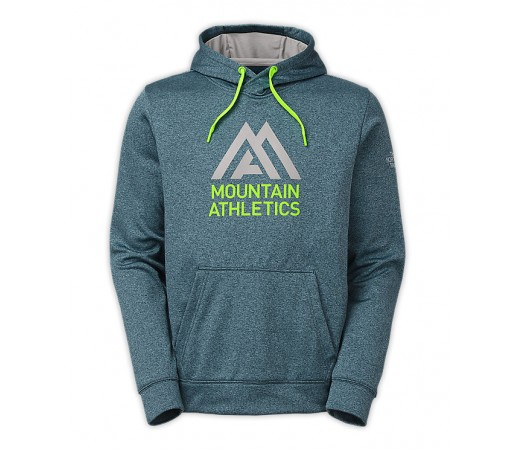 Hanorac The North Face M MA Graphic Surgent Hoodie Verde