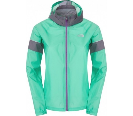 Geaca The North Face W Storm Stow Verde