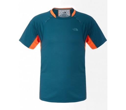Tricou The North Face M Better Than Naked S/S Verde