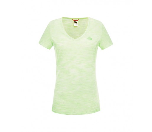 Tricou The North Face W S/S Seasonal Verde