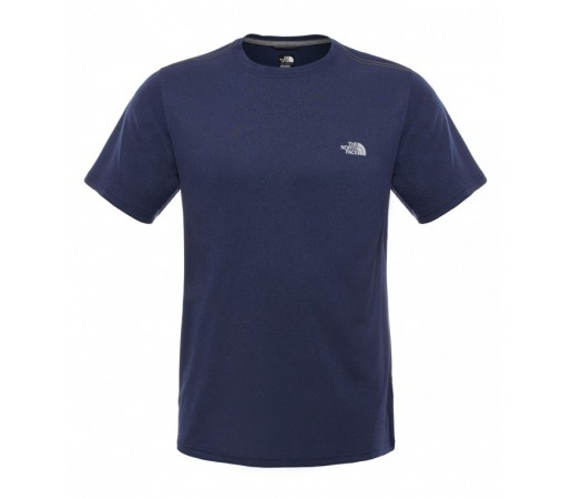 Tricou The North Face M Reaxion Ampere Bleumarin
