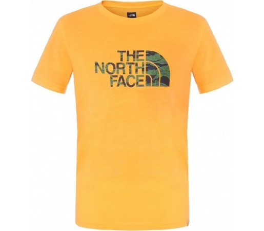 Tricou The North Face B S/S Hike Portocaliu