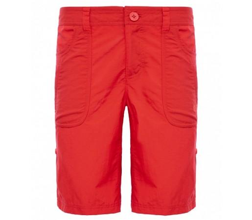 Pantaloni scurti The North Face W Horizon Sunnyside Rosii