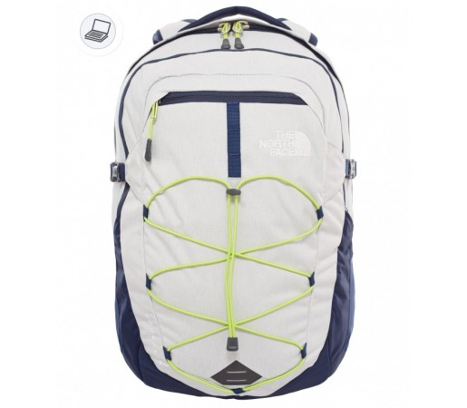 Rucsac The North Face Borealis Gri/Verde