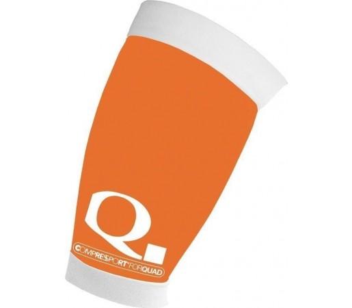 Compresie Cvadriceps Compressport Quad Orange