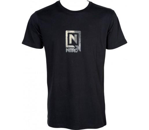 Tricou Nitro M Concrete Negru