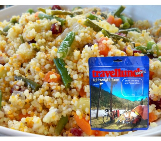 Aliment Travellunch couscous vegetarian