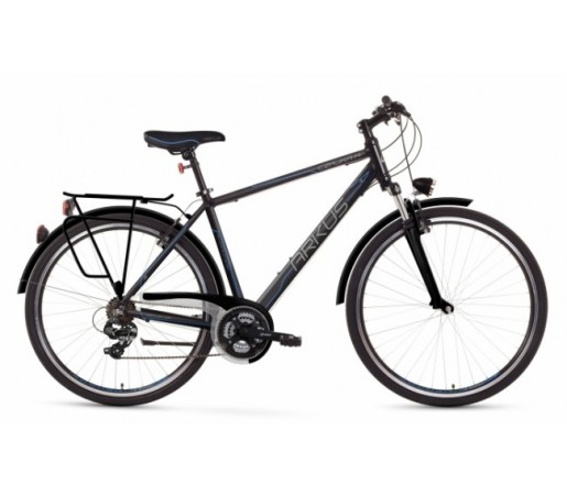 Bicicleta trekking Arkus Czajka M Negru/Albastru 2016