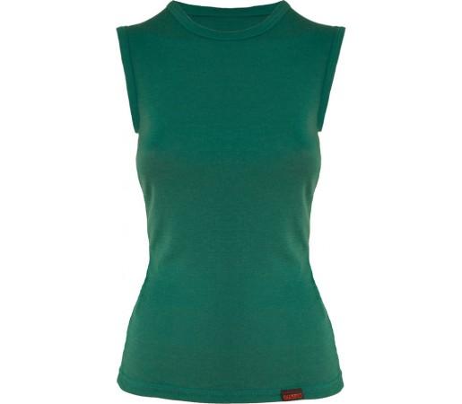 Top First Layer Merinito Dama Verde