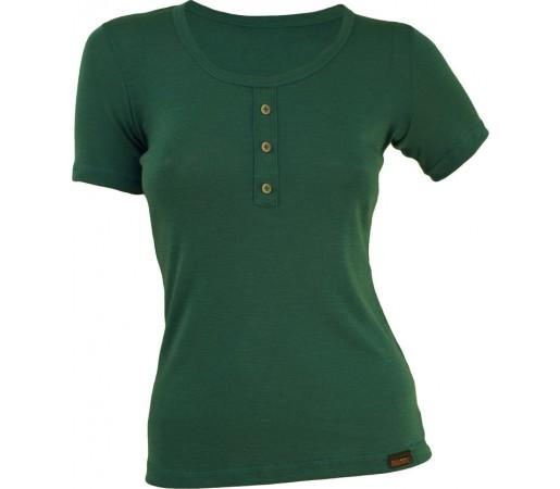 Tricou Merinito Dama Nasturi Verde
