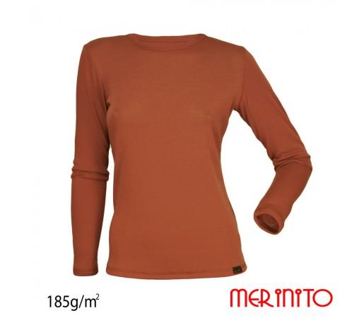 Bluza Merinito 100% Merinos 185g W Maro