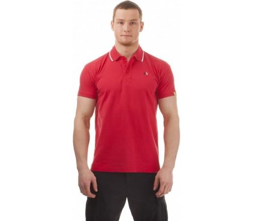 Tricou Polo Nordblanc Decent Men's Cotton Rosu