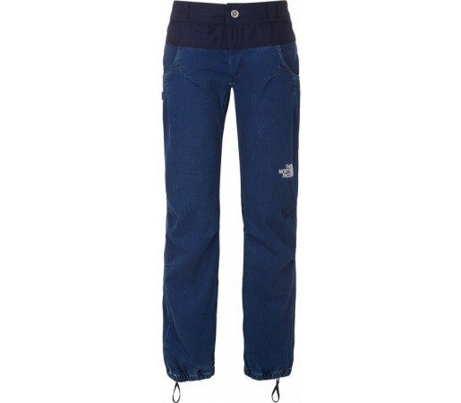 Pantaloni The North Face W Elafrys Albastru