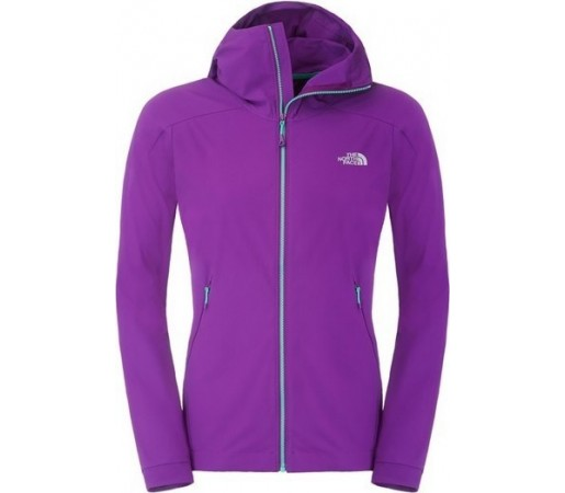 Geaca The North Face W Diode Hoodie Mov