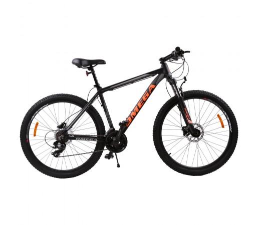 "Bicicleta Mountain Bike Omega Duke 29"" Negru / Rosu / Albastru"