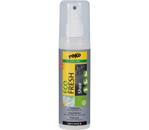 Spray antibacterian pentru incaltaminte Toko Eco Shoe Fresh 125ml