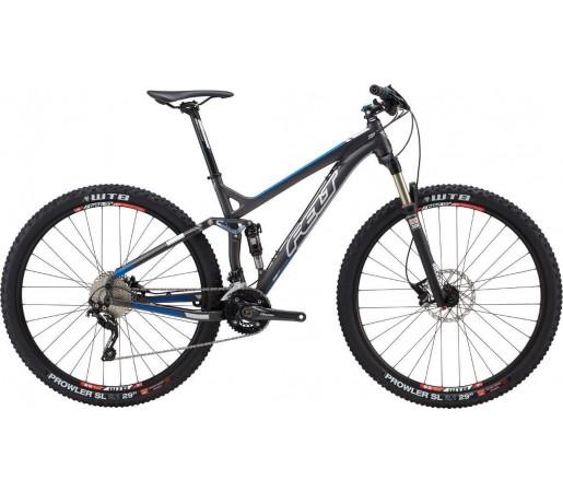 Bicicleta Felt Edict Nine 50 Matte Gunmetal 2014