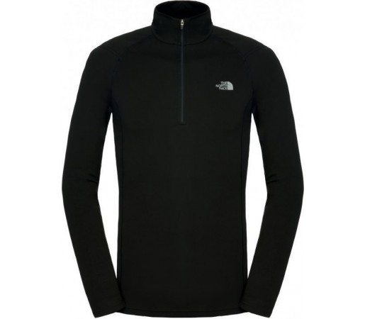 First Layer The North Face Warm 1/4 zip Black