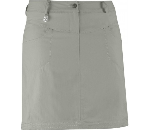 Fusta Salomon Cairn Skirt W Grey