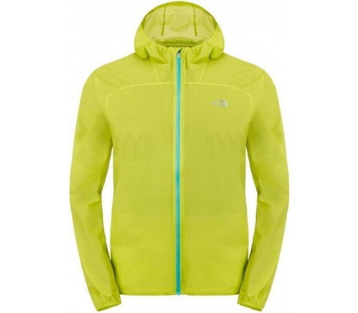 Geaca The North Face M Feather Lite Storm Blocker Yellow