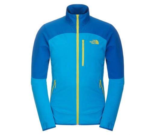 Geaca The North Face M New Summer Softshell Albastra