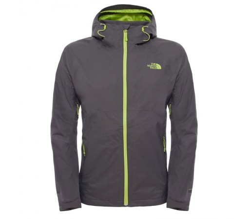 Geaca The North Face M Sequence Gri/Verde