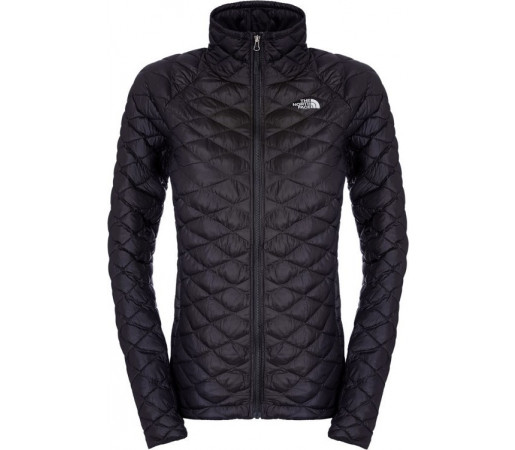 Geaca The North Face W Thermoball Full Zip Negru