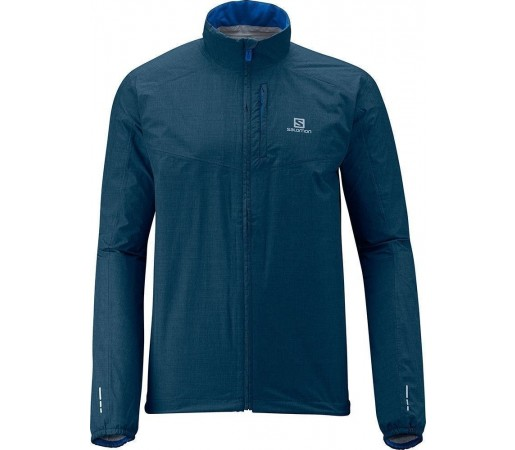 Geaca Salomon Park Wp Jacket M Midnight Blue
