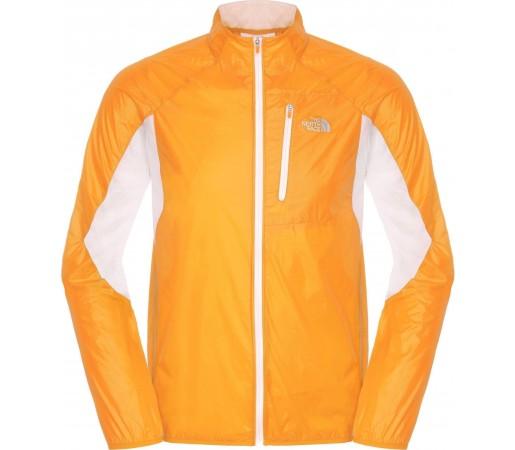 Geaca The North Face GTD Jacket Orange- White