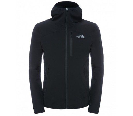Geaca The North Face M New Summer Softshell Hoodie Neagra