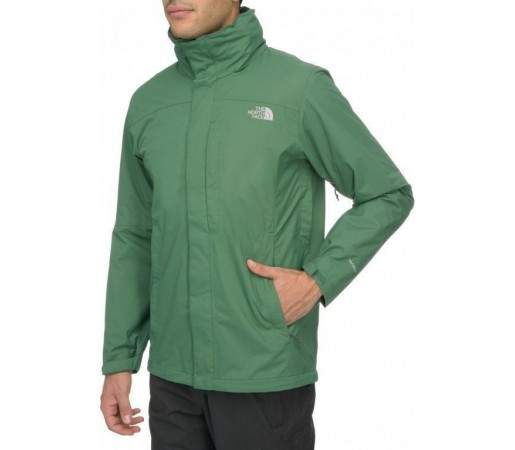 Geaca The North Face Upland Notthingham Men Green