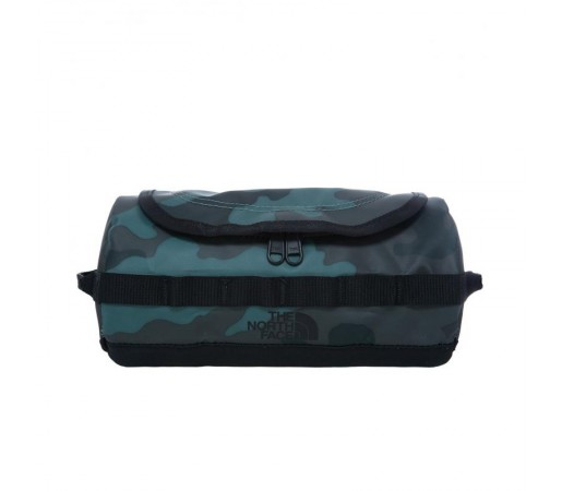 Geanta The North Face Base Camp Travel Canister - S Verde