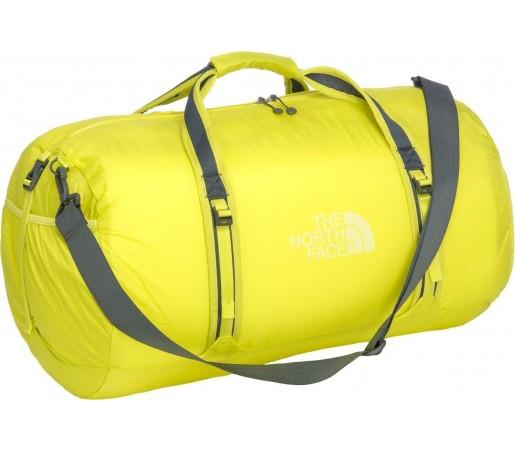 Geanta The North Face Flyweight Duffel L Yellow