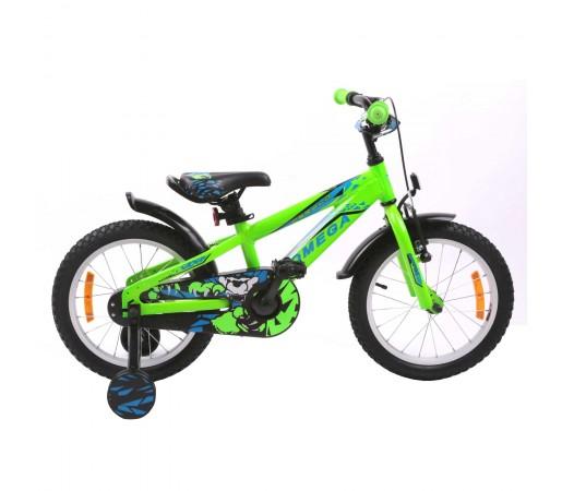 "Bicicleta Copii Omega Gerald 20"" 2019 Verde"