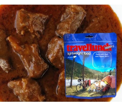 Aliment Travellunch supa gulas cu carne de vita