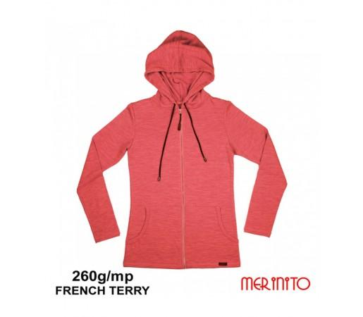Hanorac Merinito French Terry 260g W Roz