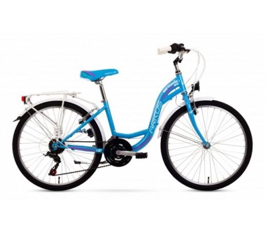 Bicicleta copii Arkus Harmonia 24 Albastra 2016