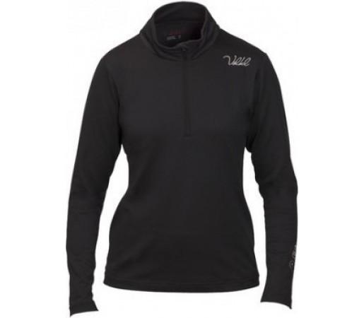 Midlayer Volkl Silver Pure Zip Shirt Black
